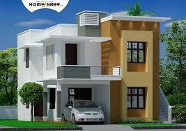 Modern Contemporary Tamil Nadu Home Design   Indian Home design    Modern Contemporary Tamil Nadu Home Design