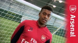 JUST IN: Arsenal FC Striker, Alex Iwobi Suffers Food Poisoning
