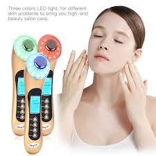 <b>Professional Ultrasound Vibration Massage</b> LED Photon Skin ...