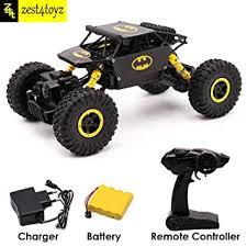 Buy Zest 4 Toyz <b>1:18 Four Wheel</b> Drive <b>Remote Control</b> Hero Rock ...
