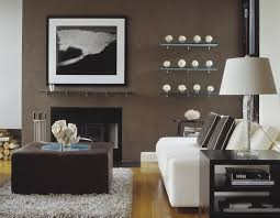 paint colors living room brown  brown beautiful