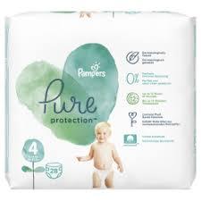 Отзывы о Детские <b>подгузники Pampers Pure</b> Protection