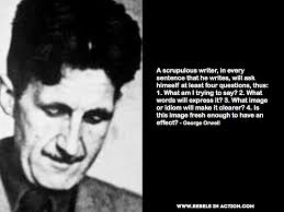 analysis orwell george orwell quotes and analysis