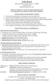 Sample Resume of Making A Sales Resume