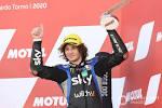 Bezzecchi doesn't get VR46 nod to join <b>Aprilia</b> MotoGP team