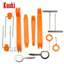 <b>Car Styling</b> 12pcs/set Removal Tool Sticker For <b>Volkswagen VW</b> ...