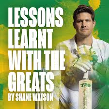 Lessons Learnt with the Greats