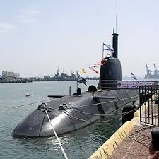 6th Dolphin-class submarine Acquired by Israel from Germany