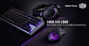 Get Your FREE <b>MP750</b> RGB mousepads for every Gaming Gear ...