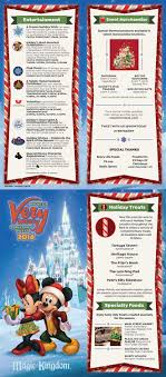 2017 mickey s very merry christmas party tips disney tourist blog 2016 mickeys very merry christmas party map