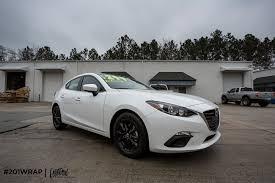 Black Mazda 3 White Mazda 3 2014 Black Rims