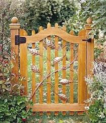 Small Picture 52 best Backyard FenceGarden Gate ideas images on Pinterest