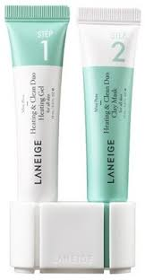 <b>LANEIGE Mini Pore Heating</b> & Clean Duo ingredients (Explained)