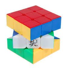 <b>DaYan</b> V <b>ZhanChi</b> 3x3x3 Multicolored 57mm <b>Magic</b> Cube ...