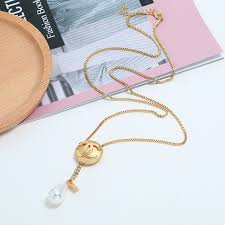 Wholesale CC Necklace Pendants For Women <b>Trendy</b> Jewelry ...