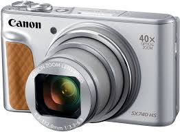 Купить Цифровой <b>фотоаппарат Canon PowerShot SX740</b> ...