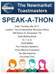 the newmarket toastmasters tnt