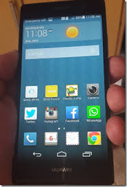 Review of Huawei Ascend P7 spectacular device at an amazing price