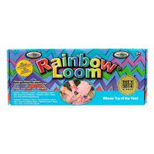<b>Набор для плетения</b> браслетов из резиночек RAINBOW LOOM ...