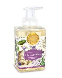 <b>Michel Design Works</b> - <b>Lilac</b> and Violets Foaming Hand Soap ...