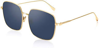 AVAWAY <b>Fashion Polarised</b> Mens Women <b>Sunglasses</b> Oversized ...