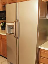 Colored Kitchen Appliances How To Update Your Kitchen With Stainless Steel Paint Diy