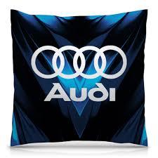 "Подушка 40х40 с полной запечаткой ""Авто <b>Audi</b>"" #2516502 от ..."