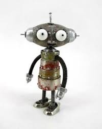 40 State-of-the-<b>Art Humanoid</b> Robot Artworks | Assemblage Dolls ...