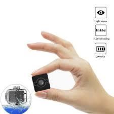 SS <b>1080P HD Mini</b> Waterproof <b>Camera</b> - SpyTechStop