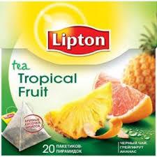 <b>Чай Lipton Tropical</b> Fruit | Отзывы покупателей