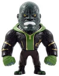 Купить фигурка Jada Toys металлическая Killer <b>Croc</b> Alt 10 см ...