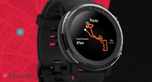 <b>Amazfit Stratos 3</b> with Dual OS comes to India at Rs 13999