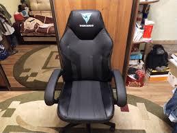 Обзор от покупателя на <b>Кресло компьютерное ThunderX3</b> EC1 ...