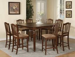 Square Dining Room Table With 8 Chairs Imposing Ideas Seat Dining Room Table Dining Room Square Table