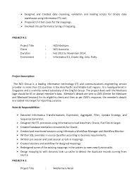 resumeofsatyajitpradhan   resume  informatica    resume  informatica