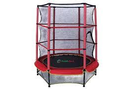 <b>Батут Perfetto Sport</b> 5 детский с защитной сеткой диаметр 1,4 м ...