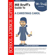 mr bruff s guide to a christmas carol school licence ebook mr bruffs guide to a christmas carol school