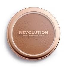 Бронзер для лица `<b>REVOLUTION</b>` MEGA BRONZER тон 02 <b>warm</b> ...