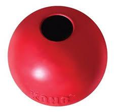<b>Kong Classic Ball игрушка</b> очень прочная литая, мяч 6 см