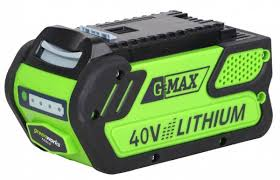 <b>Аккумулятор GreenWorks</b> 40V <b>G</b>-<b>MAX</b> G40B4 4 Ah с доставкой ...
