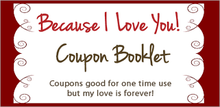 37+ Coupon Book Templates - Free PSD, AI, Vector EPS Format ... Valentines Coupon Book Template