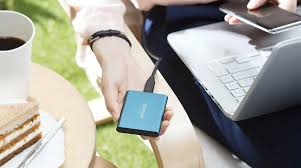 Какой <b>внешний жесткий диск</b> выбрать для ноутбука?