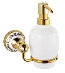 Купить <b>дозатор жидкого мыла Fixsen</b> Bogema Gold FX-78512G ...