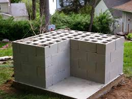 concrete homemade outdoor furniture buy diy patio furniture