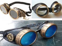 Enter to <b>Win Steampunk Goggles</b> - Dragon Blogger Technology