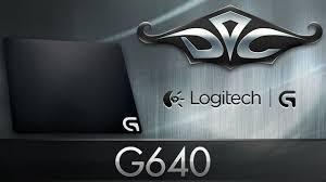 <b>Logitech</b> G640. <b>Коврик</b> за 3000 рублей (ง ͠° ͟ل͜ ͡°)ง