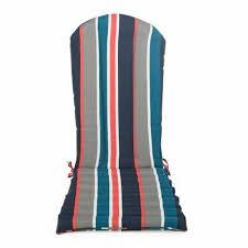 <b>Solid</b> Coral Outdoor Patio <b>Adirondack Chair</b> Cushion Seasonal ...
