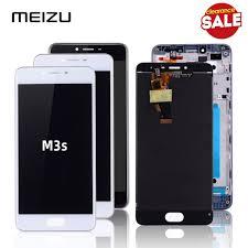 "<b>5.0</b>"" <b>Original Display for</b> MEIZU M3S Display Touch Screen with ..."