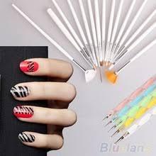 20 шт <b>набор для дизайна</b> ногтей, Раскрашивание, рисование ...
