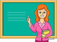 <b>Раскраска учитель</b>. Распечатать картинки про <b>учителя</b>.